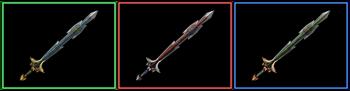 DW Strikeforce - Sword 11