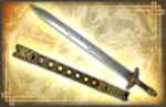 Curved Sword - 5th Weapon (DW7)
