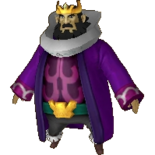 King Daphnes Alternate Costume 4 (HWL DLC)