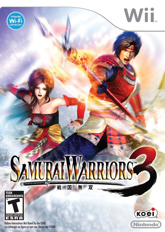 Sengoku Musou 3 Moushouden Wii Iso