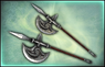 Twin Axes - 2nd Weapon (DW8)