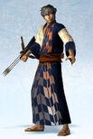 Motonari Mori Yukata Costume (SW4E DLC)