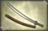 Curved Sword - 2nd Weapon (DW7)