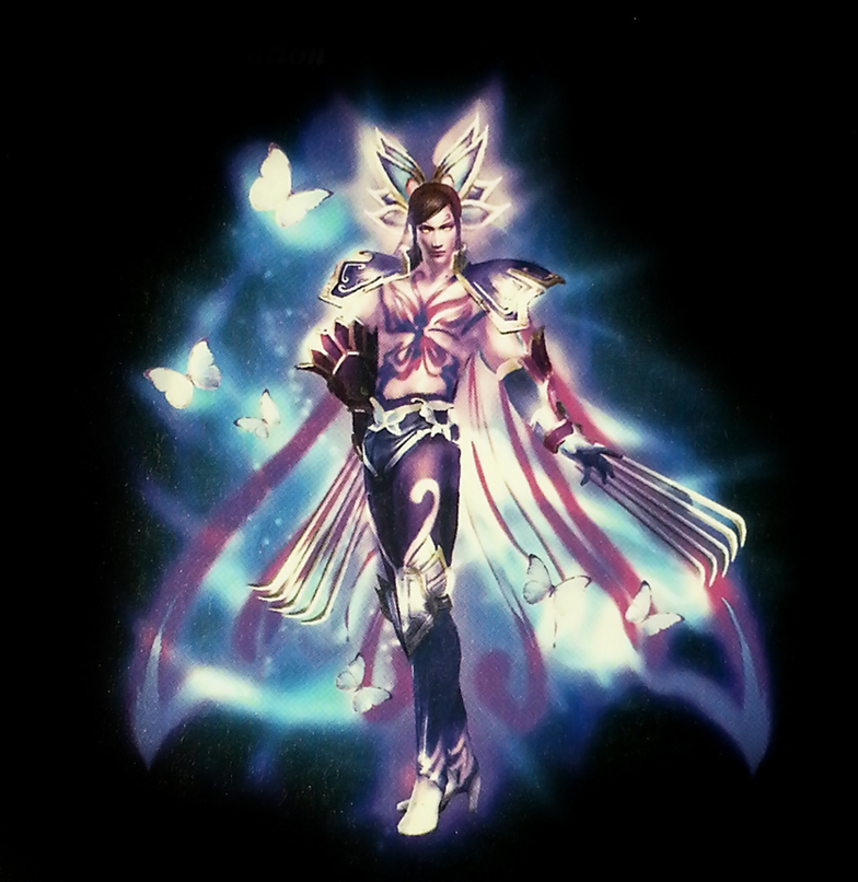 Warriors Orochi 3 Ultimate Weapons Big Star: Image - Zhang He Concept (DWSF).png