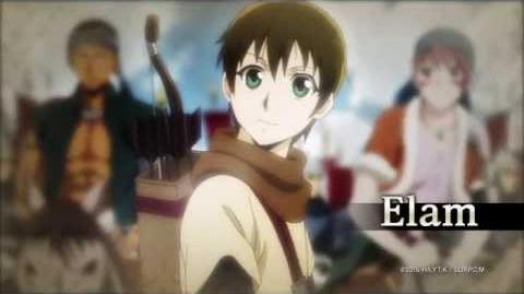 Arslan The Warriors of Legend - Elam Character Highlight