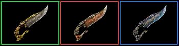 DW Strikeforce - Twin Daggers 7