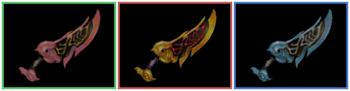 DW Strikeforce - Twin Daggers 10