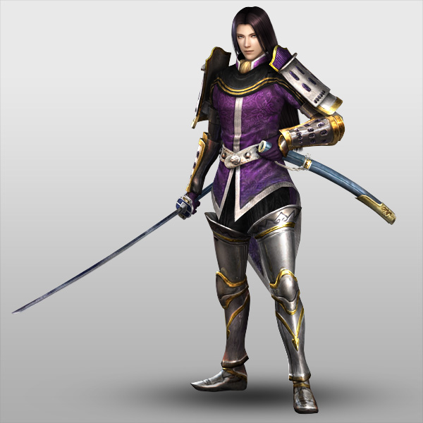 Warriors Orochi 3 Ultimate Dlc Weapons: Image - Mitsuhide Akechi SW1 Costume (SW4 DLC).jpg