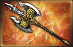 Short Halberd - 4th Weapon (DW8)