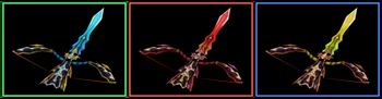 DW Strikeforce - Blade Bow 11