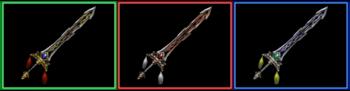 DW Strikeforce - Long Sword 12
