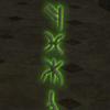Poisoned Rune (LLE)