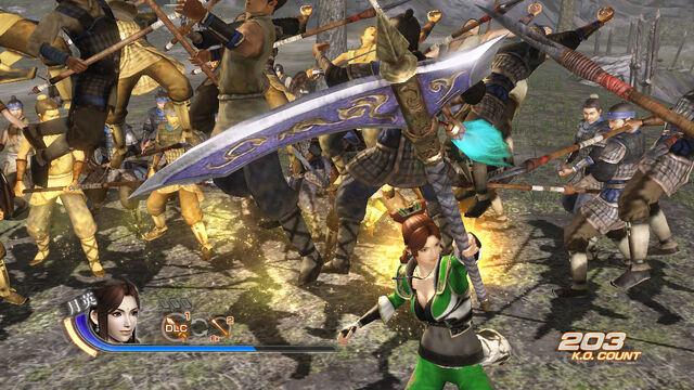 File:Dagger-Axe Screen Shot-dw7-dlc.jpg