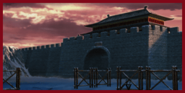 Dynasty Warriors 3 Hu Lao Gate