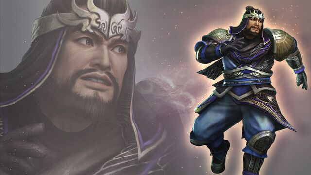 File:Xiahou Yuan Wallpaper (WO3 DLC).jpg