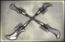 Cross Halberd - 1st Weapon (DW8XL)