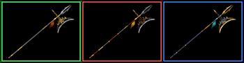 DW Strikeforce - Polearm 3
