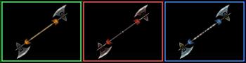 DW Strikeforce - Cross Halberd