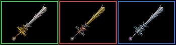 DW Strikeforce - Sword 3