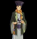 Pokemon Conquest - Generic Tactician 2