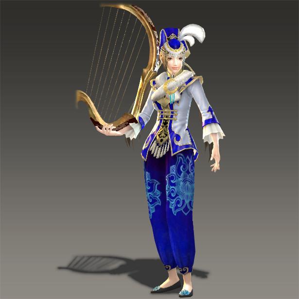 Warriors Orochi 3 9 Tails: Image - Caiwenji-dw7xl-sp.jpg