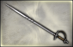 Stretch Rapier - 1st Weapon (DW8)
