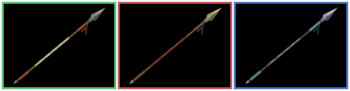 DW Strikeforce - Spear