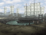 Osaka Bay (Warriors Orochi)
