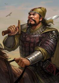 ROTK12 Zhang Mancheng