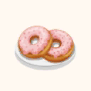 File:Strawberry Chocolate Donuts (TMR).png