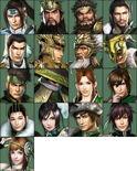 Shu Avatar Set (DW7 DLC)