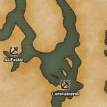 South Nile River - Port Map 2 (UW5)
