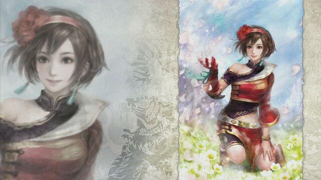 File:Treasure Box Artwork Wallpaper 16 (DW7 DLC).jpg