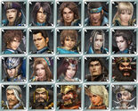 Jin & Others Avatar Set (DW8 DLC)