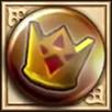 File:Goron's Bracelet Badge (HW).png