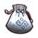 Silver Material Bag (HW)