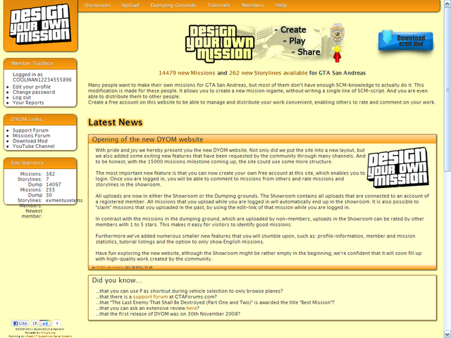 File:NewWebsite.png