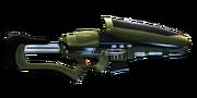 Laser sniper rifle