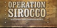 Operation Sirocco (Book)