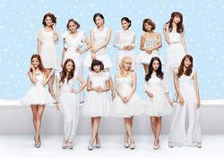 E-girls - Mr Snowman promo