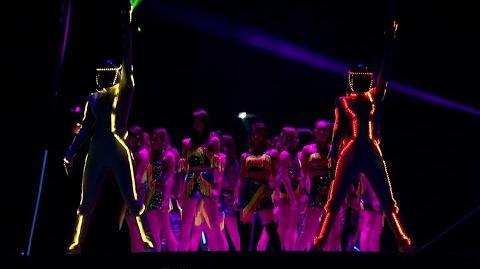 E-girls PERFORMERS & SAMURIZE - RYDEEN -YVES&ADAMS Dance Remix- (EXILE TRIBE LIVE)