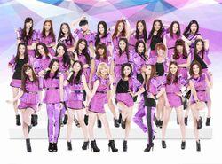 E-girls - Candy Smile promo