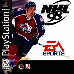 NHL 98 Coverart