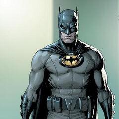 Batman's Previous Suit