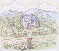 Ness's House Concept