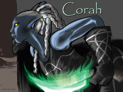 Corahdrawn