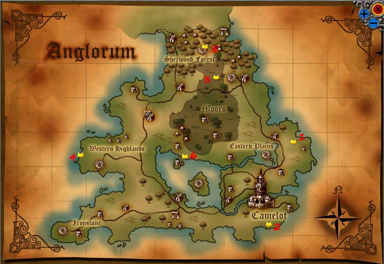 Thetreasuremap