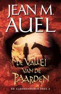 Valley Horses novel dutch red