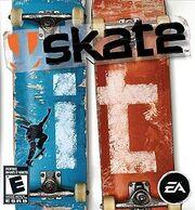 Skate It logo