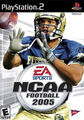 NCAA Football 2005 Coverart